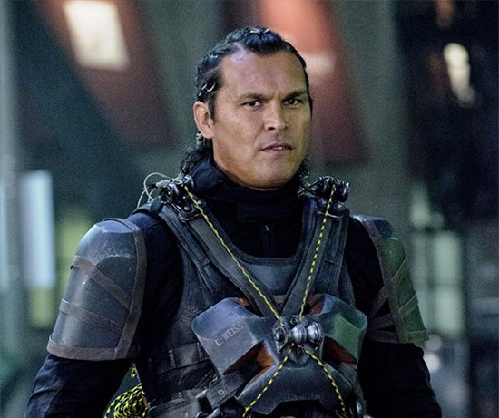 Adam Beach como Slipknot