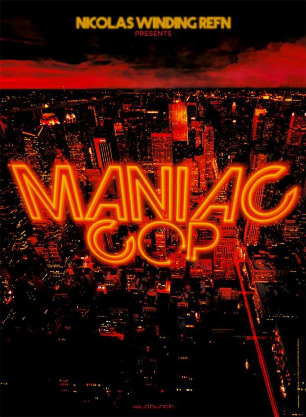 Cartel del remake de Maniac Cop presentado en el American Film Market