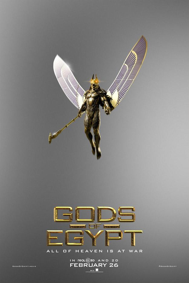 Menudo caspa-cartel este de Gods of Egypt