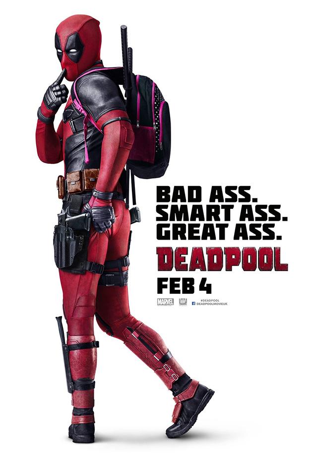 La mirada de diablesa de Deadpool