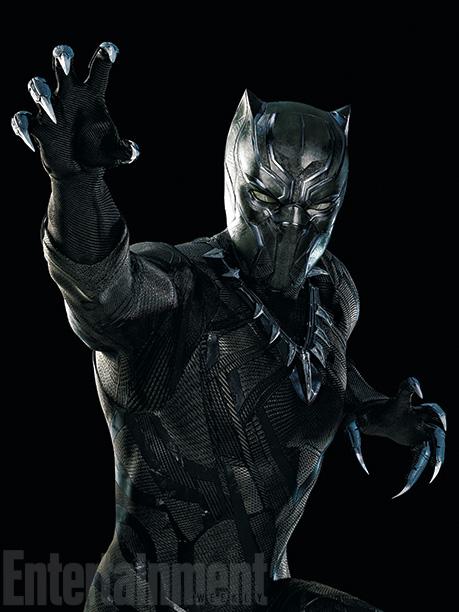 Black Panther al 50% de su esplendor
