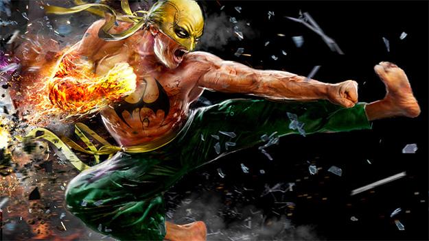 Iron Fist, zapatazo y puñetada