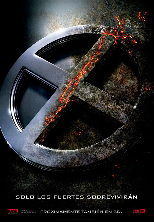 Un nuevo cartel de X-Men: Apocalipsis