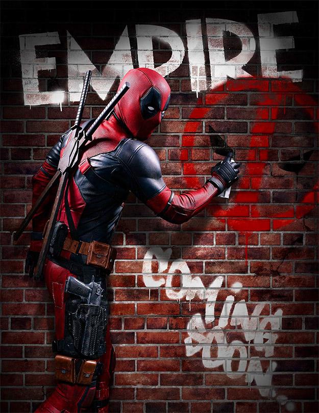 Deadpool, el nuevo Banksy