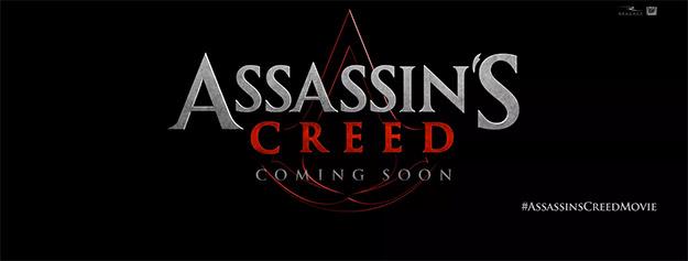 Primer banner de Assassin's Creed