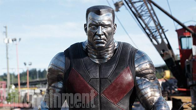 Saludad oficialmente a Coloso en Deadpool, encarnado por Stefan Kapicic