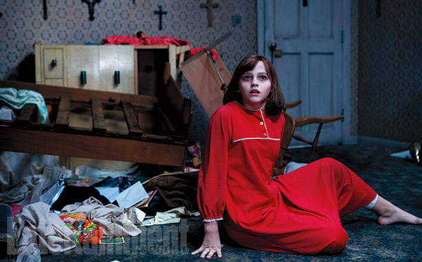 The Conjuring 2: The Enfield Poltergeist de James Wan