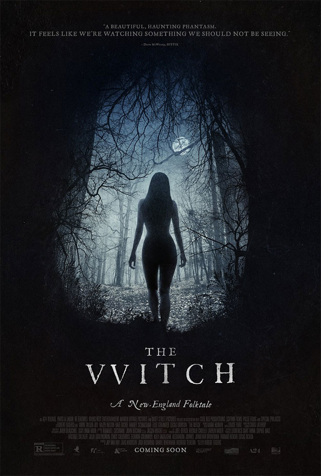 Otro cartelillo de The Witch