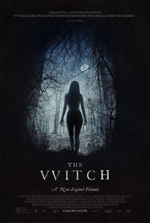 Otro cartelillo de The Witch