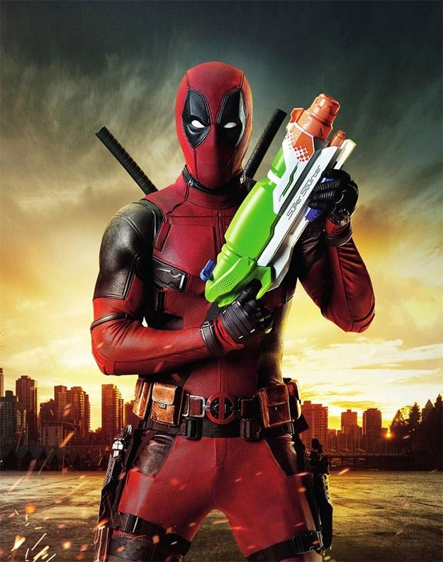 Deadpool, sólo así sería aprobado en China