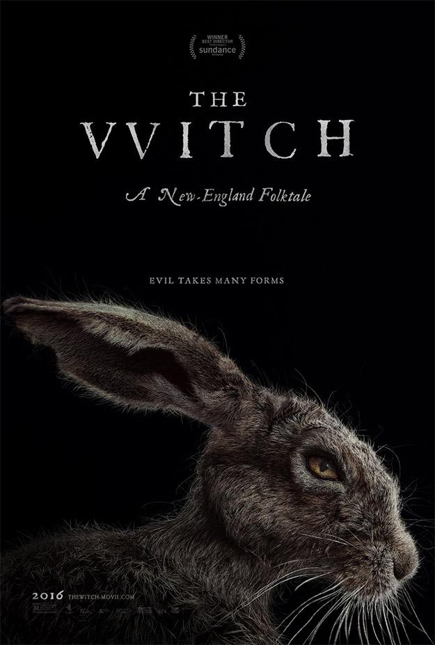 Otro cartel de la deseada The Witch