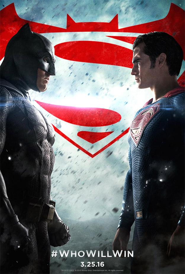 Nuevo cartel de Batman v Superman: El Amanecer de la Justicia