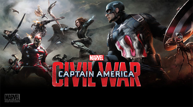 Interesante concept art de Capitán América: Civil War