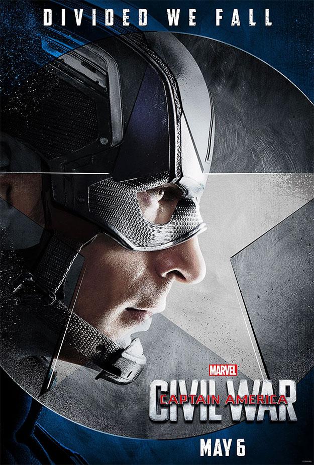 Capitán América (Chris Evans)