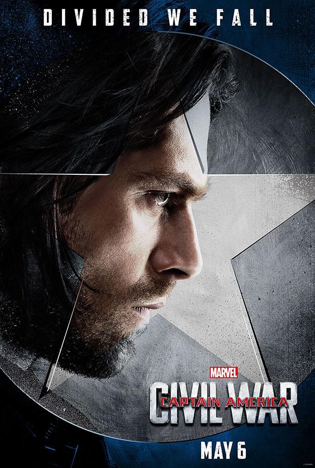 Winter Soldier (Sebastian Stan)