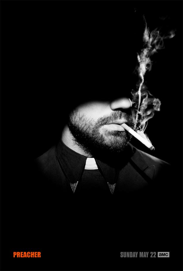 """El cartel de """"Preacher"""""""