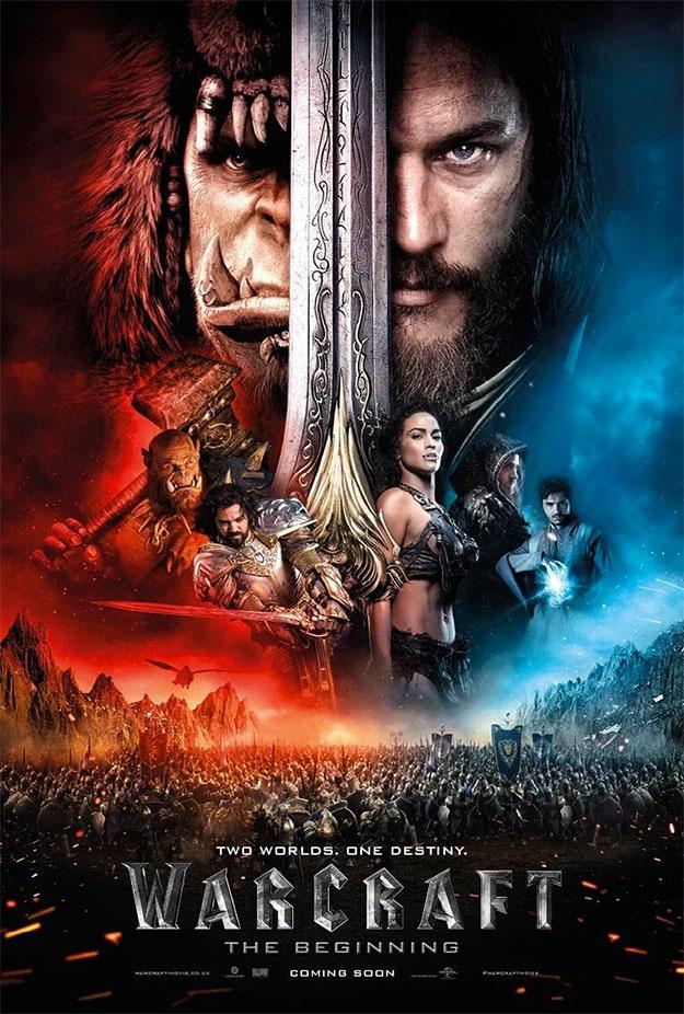 Dos mundos y un destino... así es el mundo de Warcraft