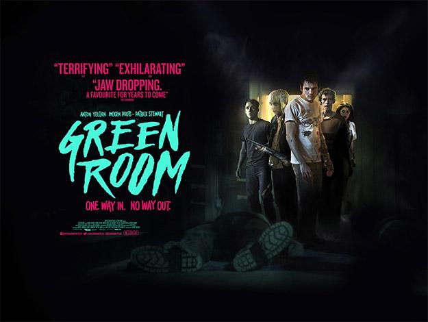 Otro cartel más de Green Room