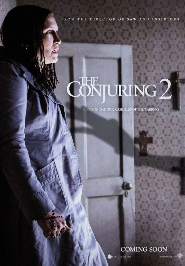 De infarto va a ser The Conjuring 2: The Enfield Poltergeist
