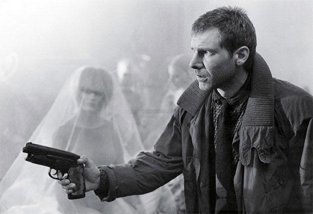 Blade Runner regresa... ¿será Robin Wright la nueva Rachael?, ¿una Pris de la vida?, ¿una Zhora?