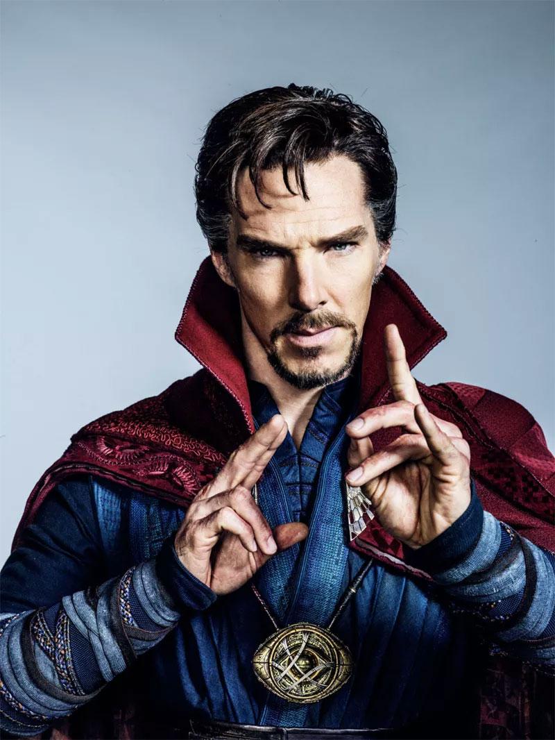Soy Stephen Strange AKA Doctor Strange AKA Benedict Cumberbatch