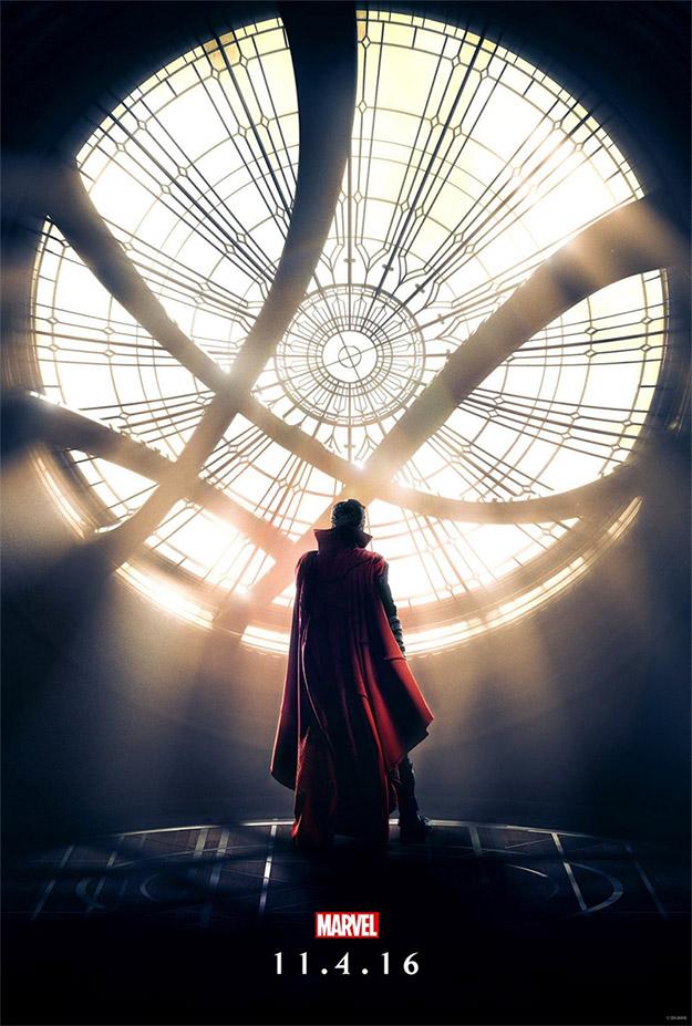El primer cartel de Doctor Strange... esta madrugada trailer