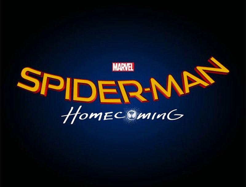 Logo oficial de Spider-Man: Homecoming