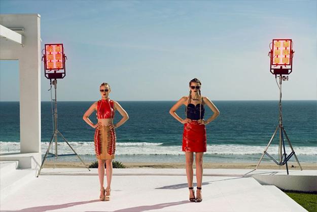 Nicolas Winding Refn y el mundo de la moda caníbal