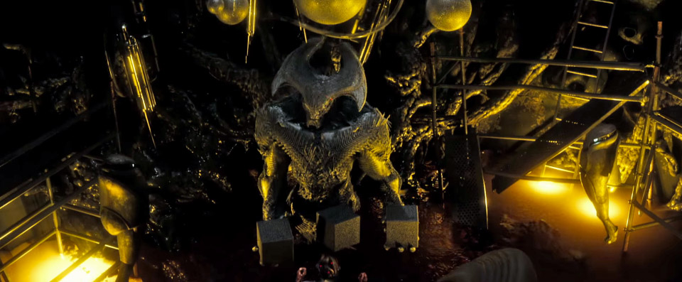 Saludemos a Steppenwolf, presencia cortada en BvS y ¿villano en Justice League: Part 1?