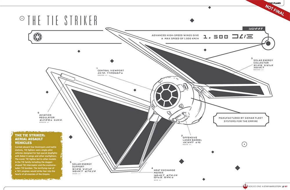 El Tie Striker