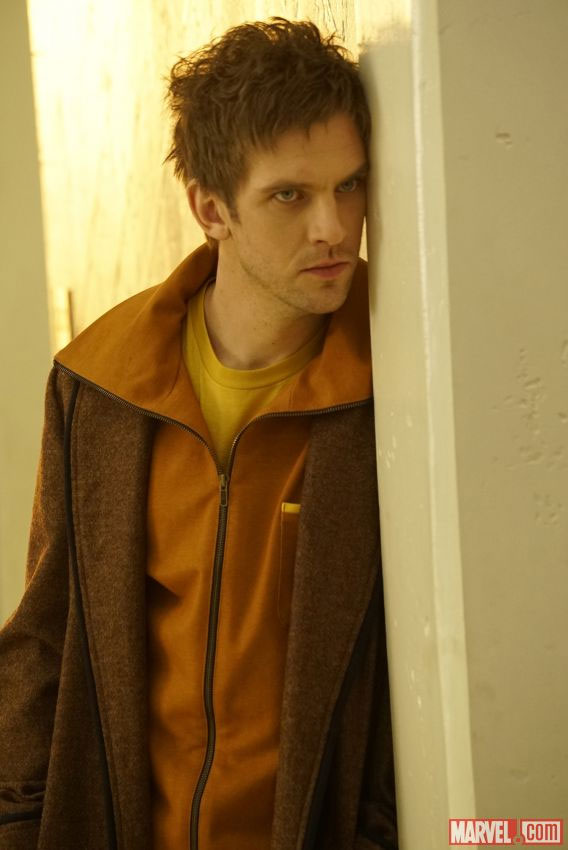 "Dan Stevens como David Haller en ""Legion"""