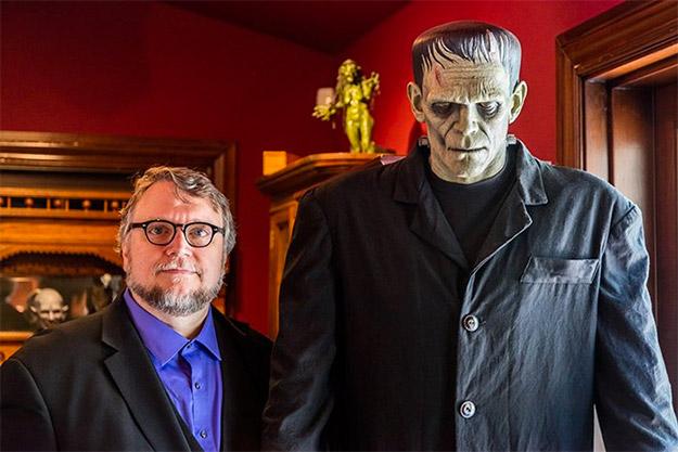 Guillermo del Toro, coleccionista imparable