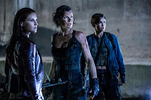 Primera imagen de Resident Evil: Final Chapter... pues eso