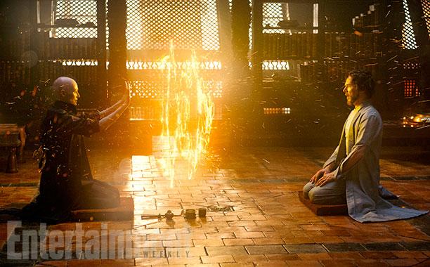 nuevas imágenes de Doctor Strange