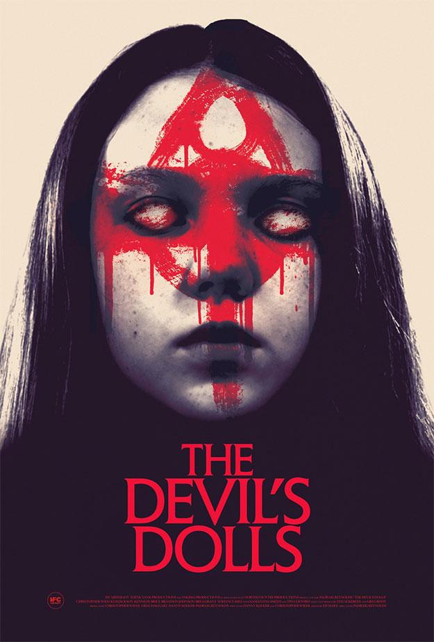 También me llama la atención el cartel de The Devil's Dolls