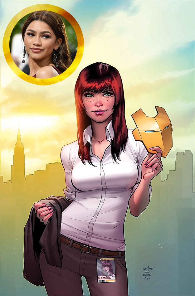"¿Nos espera una Mary Jane Watson ""diferente"" en Spider-Man: Homecoming?"