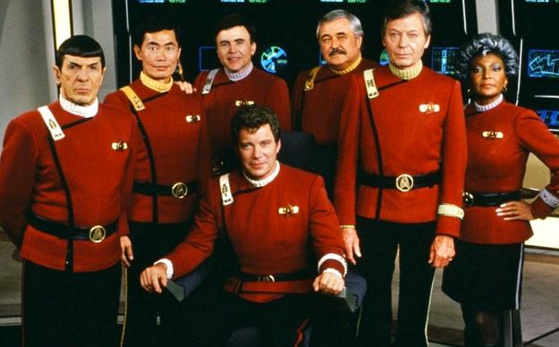 Mágico momento en Star Trek: más allá