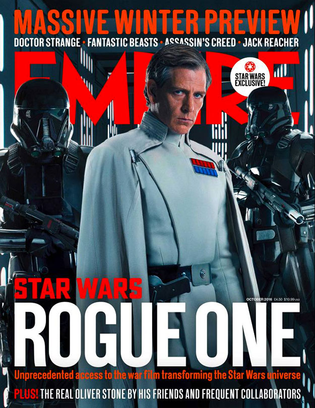Nueva imagen y portadas molonas de Rogue One: Una Historia de Star Wars