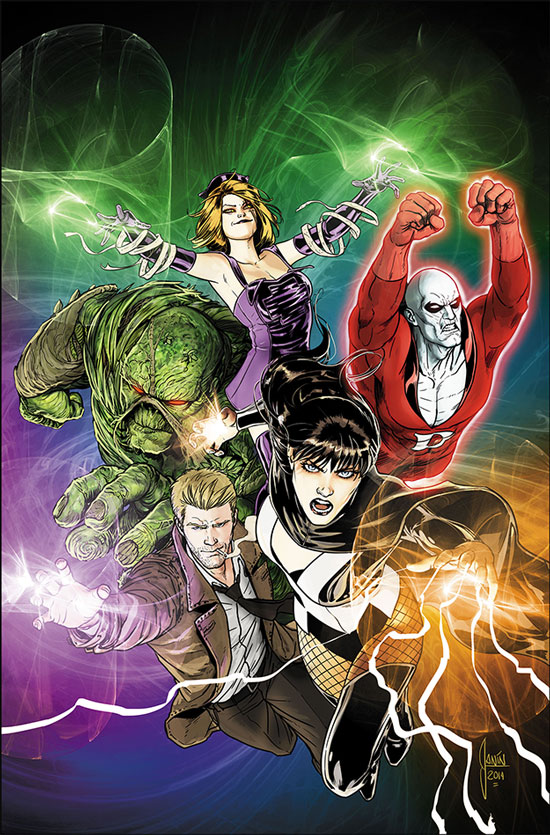 Justice League Dark AKA Dark Universe