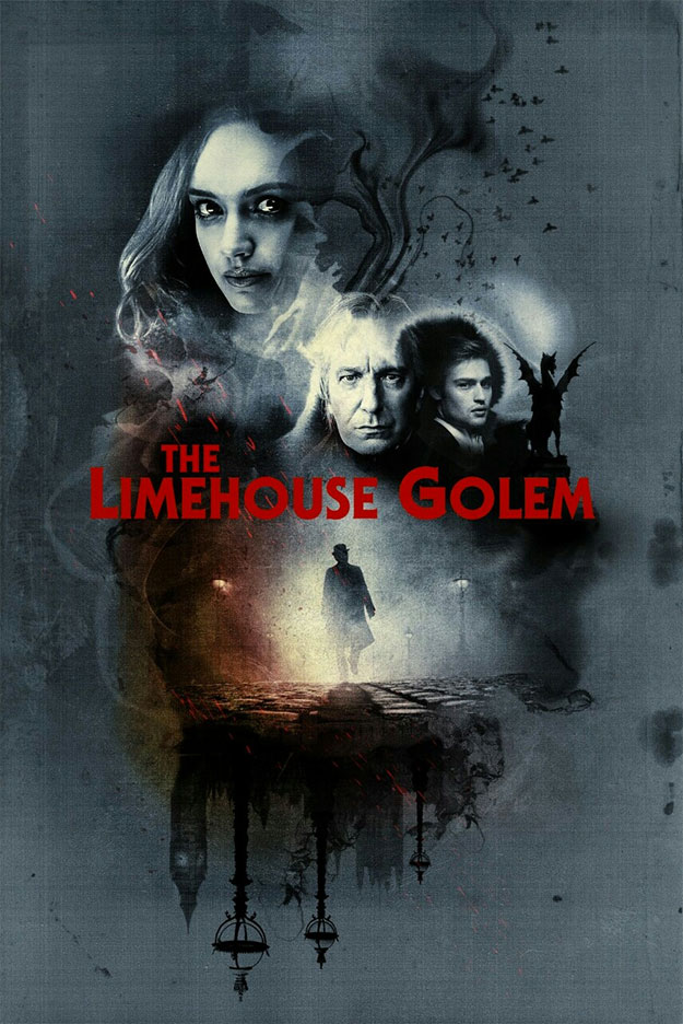 Cartel de The Limehouse Golem