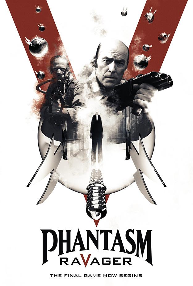 El nuevo cartel de Phantasm: Ravager mola