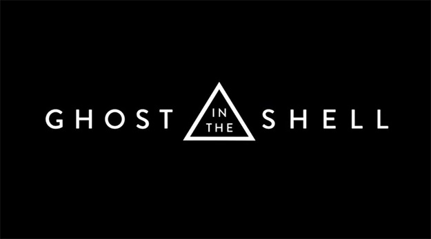 Logo de la película Ghost in the Shell