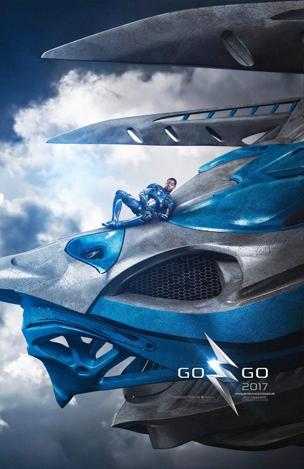 Carteles de Power Rangers