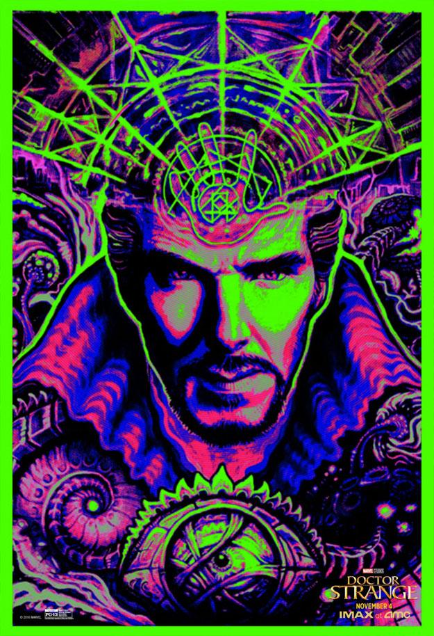 Doctor Strange modo psicodelia #2