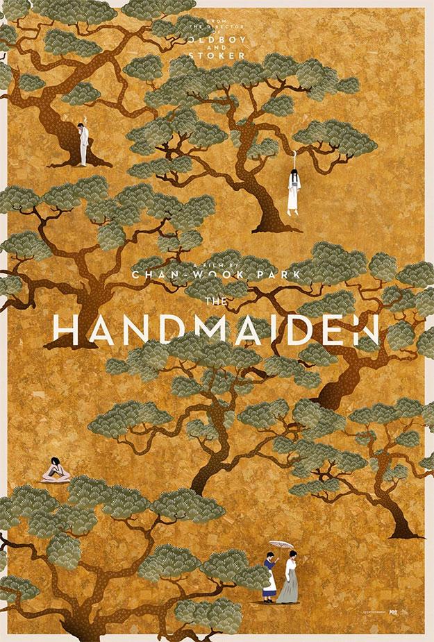 Cartel de The Handmaiden