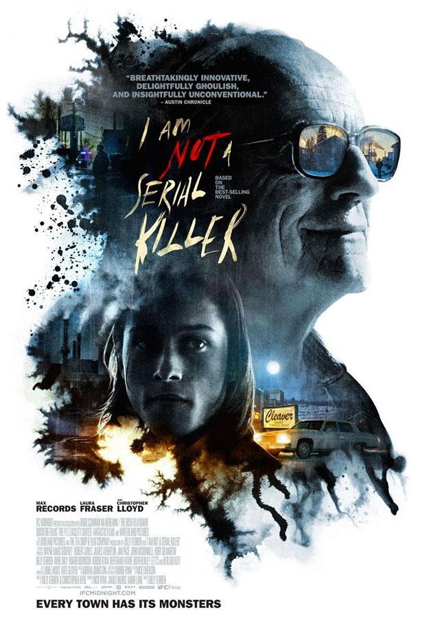 Cartel de I'm not a Serial Killer