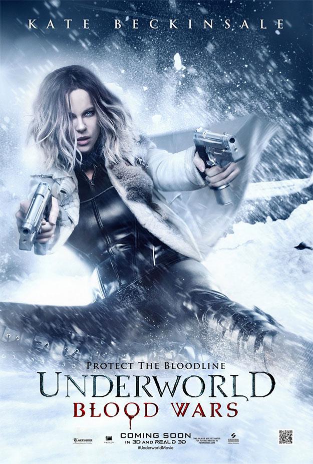 Un nuevo cartel de Underworld: Blood Wars