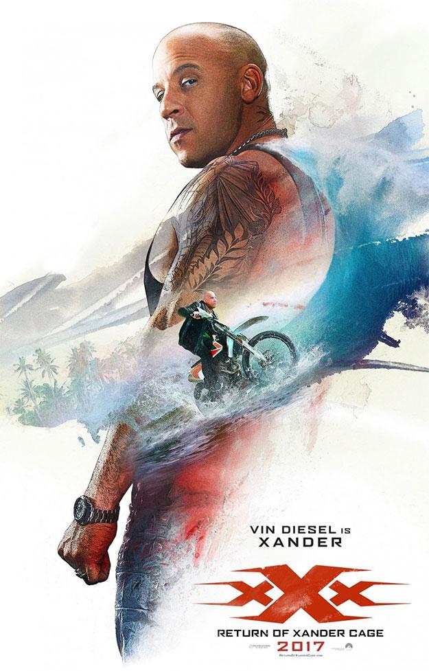 El buen cine de ciencia ficción inclasificable nos llega gracias a xXx: Return of Xander Cage