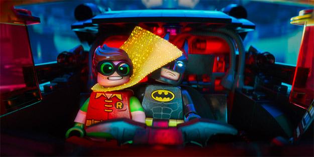 Para partirse con The Lego Batman Movie