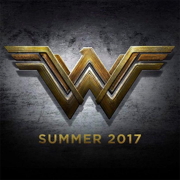 Logo final de Wonder Woman